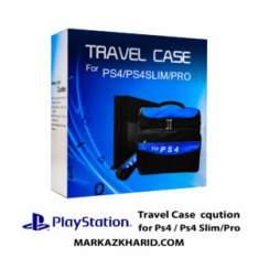 کیف ضدضربه PlayStation 4 Slim Hard Case Travel Bag