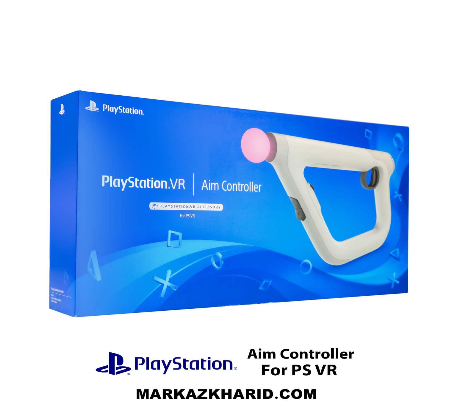 تفنگ پلی استیشن واقعیت مجازی Playstation VR Aim Controller