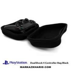کیف دسته بازی پلی استیشن 4 مشکی Playstation 4 Dual Shock black bag