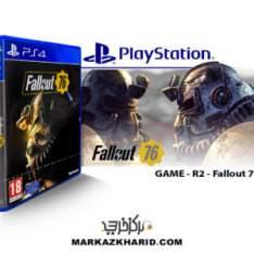 بازی پلی استیشن Playstation 4 GAME Fallout76