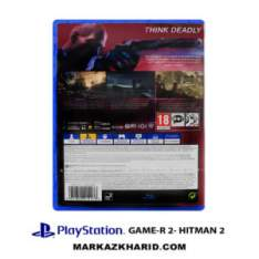 بازی پلی استیشن 4 هیتمن Playstation 4 GAME R2 HITMAN 2