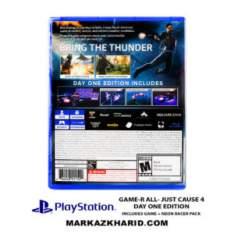 بازی پلی استیشن Playstation 4 GAME R ALL JUST CAUSE 4