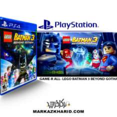 بازی پلی استیشن 4 Playstation 4 Game LEGO BATMAN 3 BEYOND GOTHAM