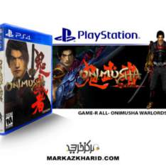 بازی پلی استیشن 4 Playstation 4 Game Onimusha Warlords