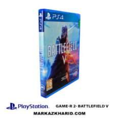 بازی Playstation 4 GAME R2 BATTLEFILD V