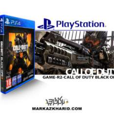 بازی پلی استیشن Playstation 4 Game CALL OF DUTY BLACK OPS 4