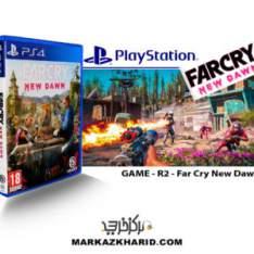 بازی پلی استیشن ۴ Playstation 4 Far Cry New Dawn