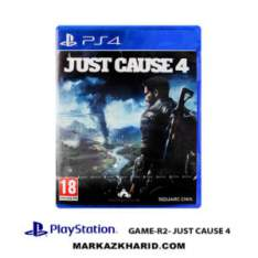 بازی پلی استیشن Playstation 4 GAME R2 JUST CAUSE 4