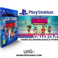 بازی پلی استیشن 4 Playstation 4 KNOWLEDGE IS POWER