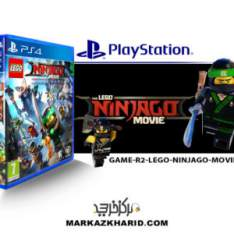 بازی پلی استیشن ۴ Playstation 4 Lego Ninjago Movie