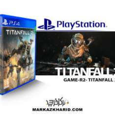 بازی پلی استیشن Playstation 4 GAME R2 TITANFALL2