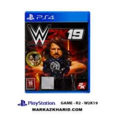 بازی پلی استیشن ۴ Playstation 4 W2K19