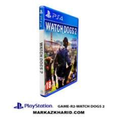 بازی پلی استیشن ۴ Playstation 4 Watch Dogs 2