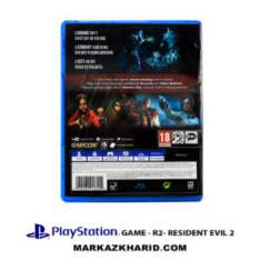بازی پلی استیشن Playstation 4 GAME RESIDENT EVIL 2