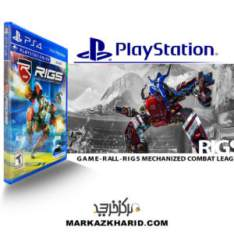 بازی پلی استییشن 4 Playstation 4 GAME RIGS MECHANIZED COMBAT LEAGUE