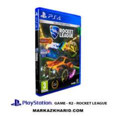 بازی پلی استیشن Playstation 4 GAME ROCKET LEAGUE