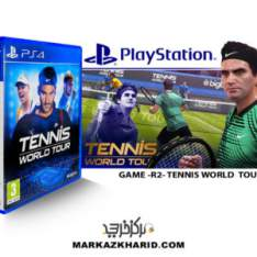 بازی پلی استیشن Playstation 4 GAME TENNIS WORLD TOUR