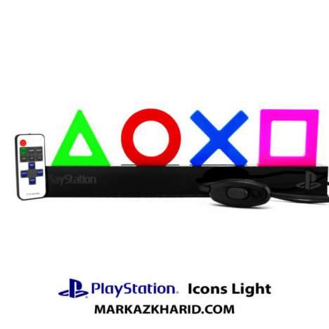 چراغ آیکون پلی استیشن پلادون paladone playstation icons light