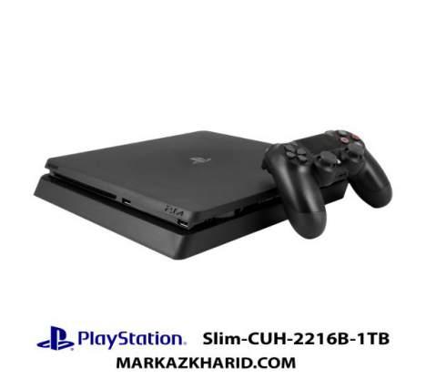 پلی استیشن ۴ اسلیم Playstation 4 slim R2 1T 2216Bپلی استیشن ۴ اسلیم Playstation 4 slim R2 1T 2216B