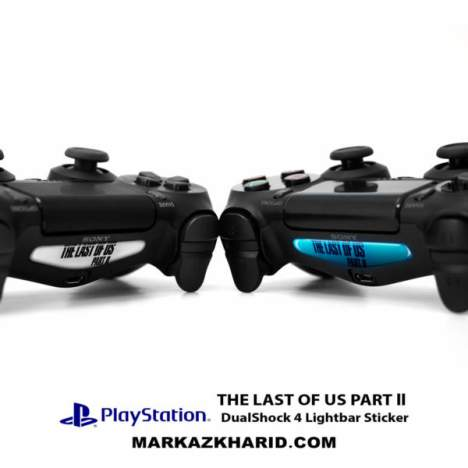 برچسب لایت بار Playstation The Last Of Us DualShock 4 Lightbar Sticker