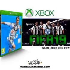 بازی ایکس باکس وان XBOX ONE GAME FIFA19
