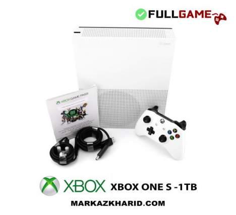 ایکس باکس وان اس Xbox One S 1Tb Games Console Microsoft All Games