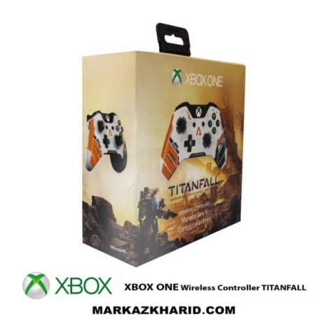 دسته بازی ایکس باکس وان تاینان فال XBOX ONE Joystick TITANFALL