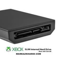 هارد اینترنال HDD for xbox 360 with a capacity of 250 GB