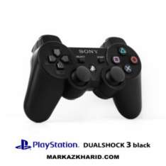 دسته بازی پلی استیشن 3 مشکی Playstation 3 DualShock 3 Wireless Controller Black