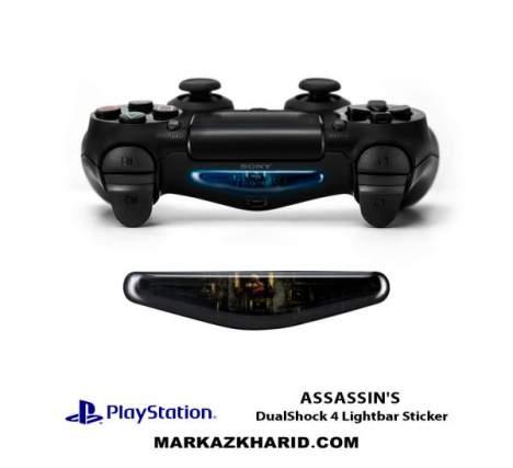 برچسب لایت بار Playstation DualShock 4 Batman LightBar Sticker