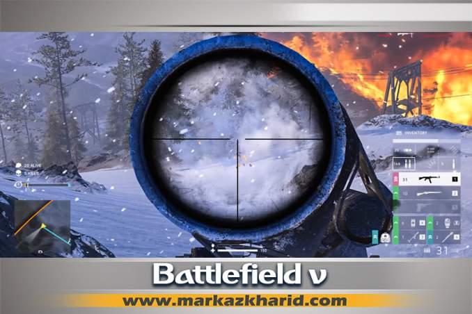 راهنمای گام به گام بازی پلی استیشن ۴ Battlefield V