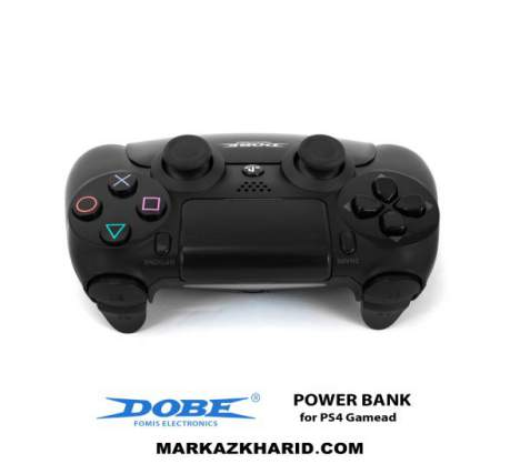 پاور بانک Playstation Dualshock 4 POWER BANK DOBE