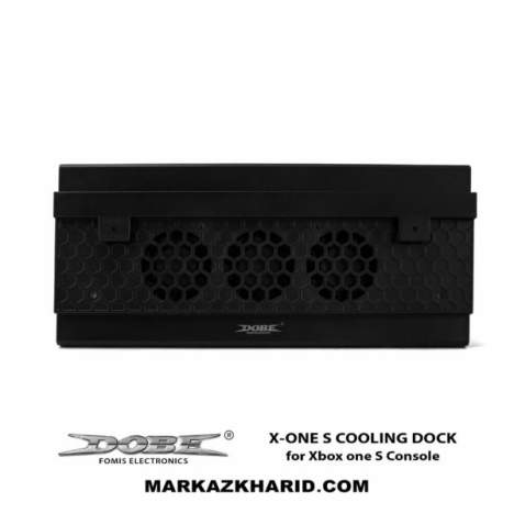 فن ایکس باکس X ONE S COOLING DOCK DOBE