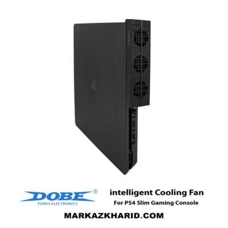 فن خنک کننده Playstation 4 Slim Cooling Fan Dobe