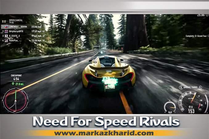 راهنمای گام به گام بازی پلی استیشن ۴ Need For Speed: Rivals