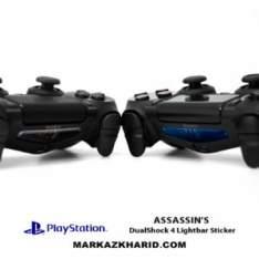 برچسب لایت بار Playstation DualShock 4Assassin's Creed LightBar Sticker