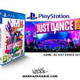 بازی پلی استیشن 4 Playstation 4 GAME R2 just dance 2018
