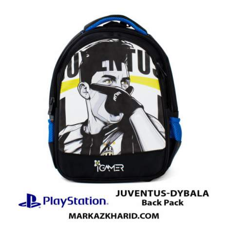 کیف مسافرتی Playstation XBOX And laptop Hardcase Travel Bag IGamer Juventus Dybala