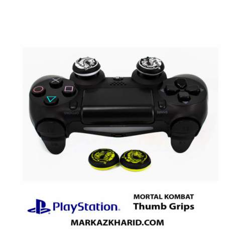 سر آنالوگ PlayStation DualShock MORTAL KOMBAT Thumb Grips
