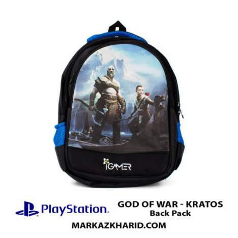 کیف مسافرتی Playstation XBOX And laptop Hardcase Travel Bag IGamer god of war kratos