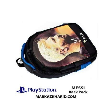 کیف مسافرتی Playstation XBOX And laptop Hardcase Travel Bag IGamer messi