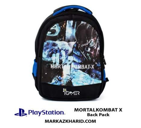 کیف مسافرتی Playstation XBOX And laptop Hardcase Travel Bag IGamer Mortalkombat