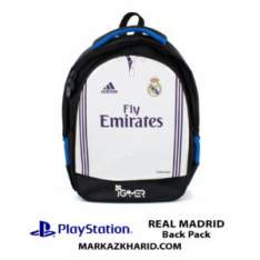 کیف مسافرتی Playstation XBOX And laptop Hardcase Travel Bag IGamer Real Madrid