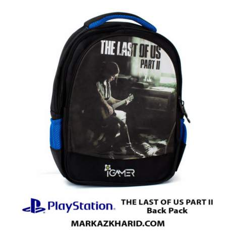کیف مسافرتی Playstation XBOX And laptop Hardcase Travel Bag IGamer The last of us part II