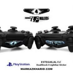 برچسب لایت بار Playstation DualShock 4 Esteghlal fc LightBar Sticker