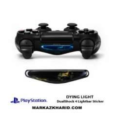 برچسب لایت بار Playstation DualShock 4 Dying Light LightBar Sticker