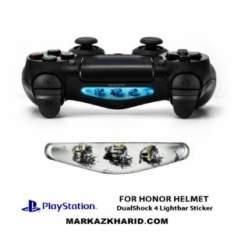 برچسب لایت بار Playstation DualShock 4 For Honor LightBar Sticker