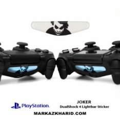 برچسب لایت بار Playstation DualShock 4 jOKER LightBar Sticker