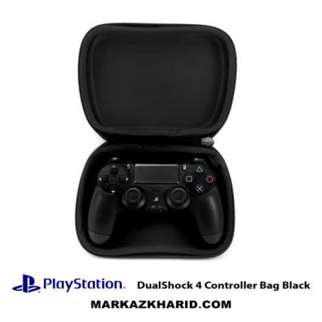 کیف دسته Playstation 4 Dual Shock black bag