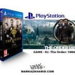 بازی Playstation 4 GAME R2 The Order1886